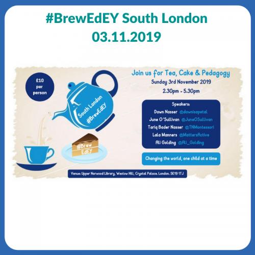 #BrewEdEY South London 1