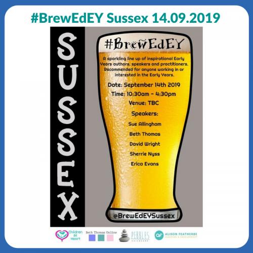 #BrewEdEY Sussex 1