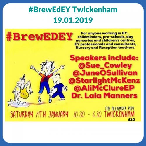 #BrewEdEY Twickenham 1