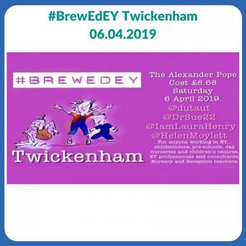 #BrewEdEY Twickenham 2