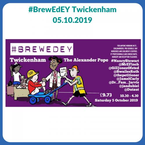 #BrewEdEY Twickenham 3