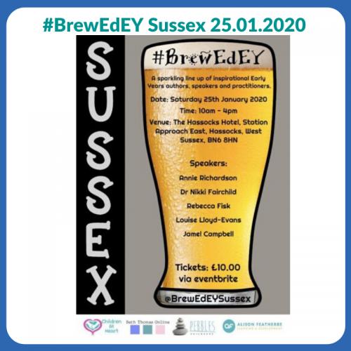 #BrewEdEY Sussex 2