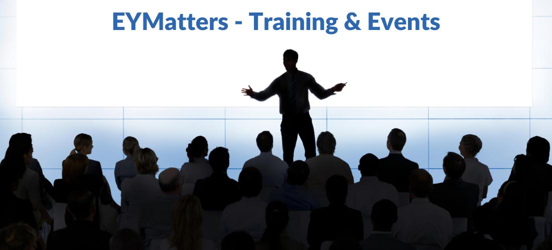 EYMatters - Training & Events