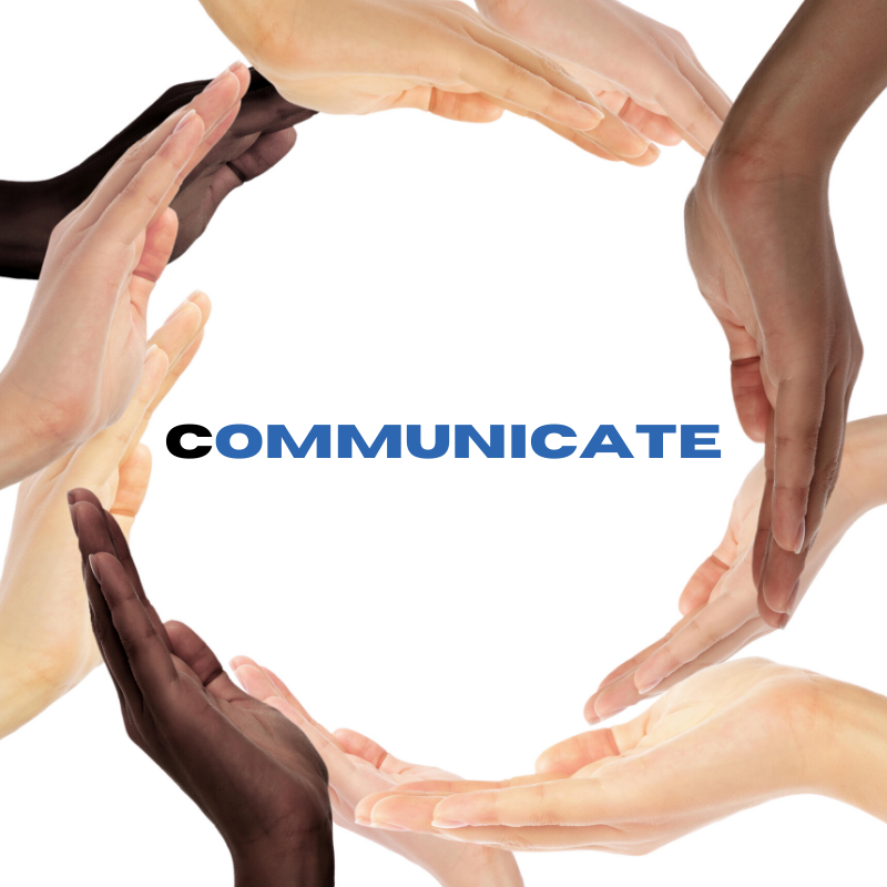 Website - Communicate