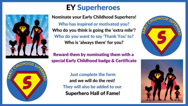 Webpage EY Superhero