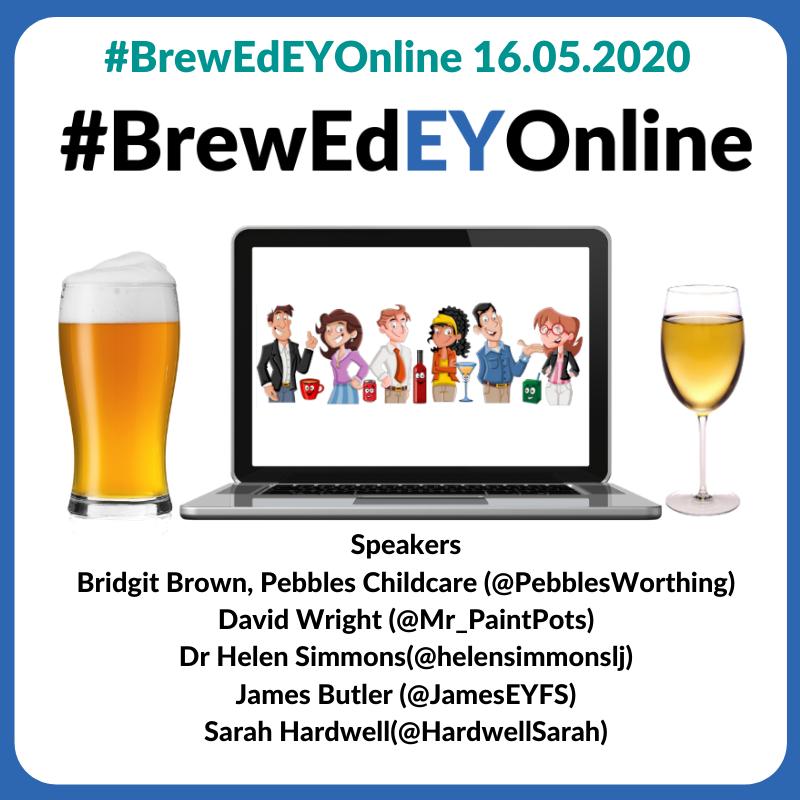 #BrewEdEYOnline 1 - May 2020