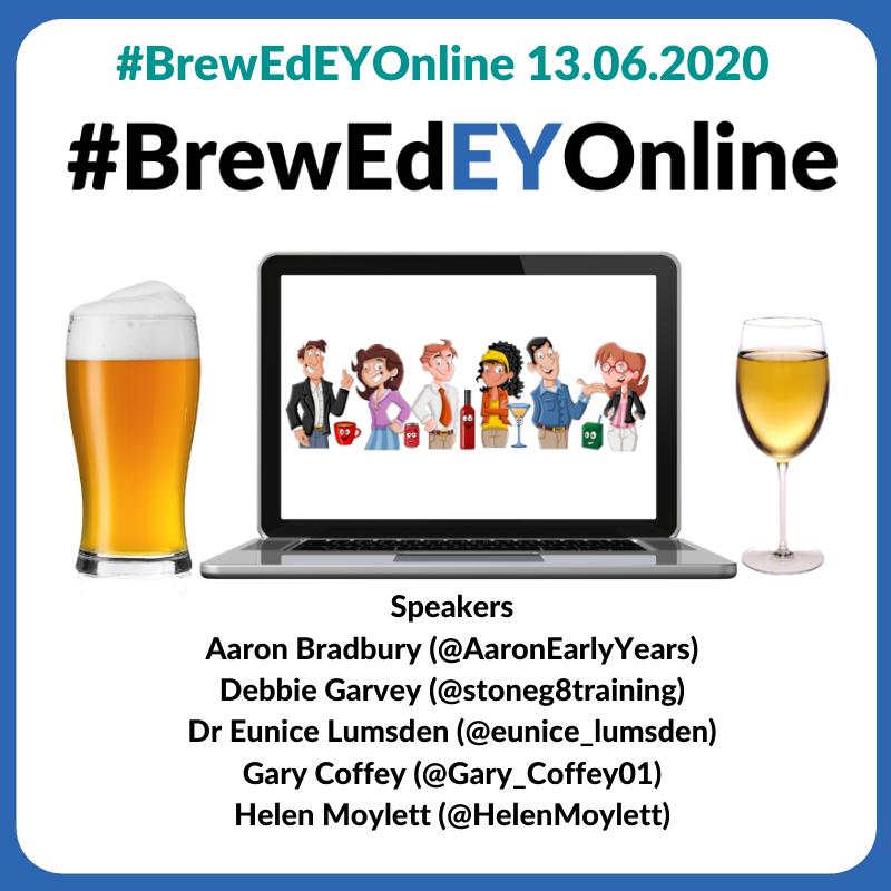 _#BrewEdEYOnline 2 - June 2020