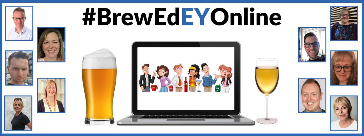 #BrewEdEYOnline Page Header