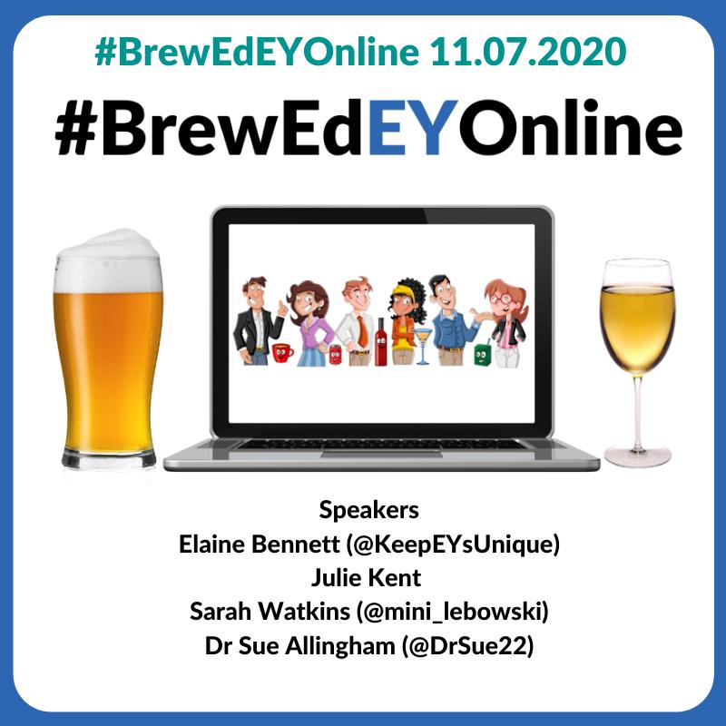 BrewEdEYOnline 3 - July 2020