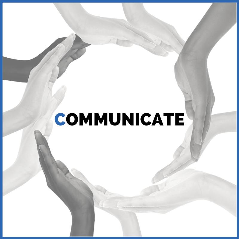 EYMatters Home Page Communicate
