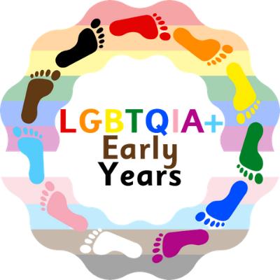 LGBTQIA+ Logo Trans