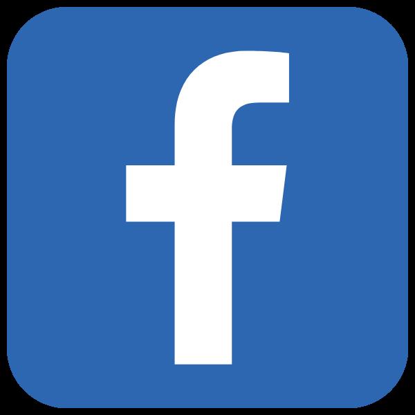 Social Media Icon - Facebook 600 x 600