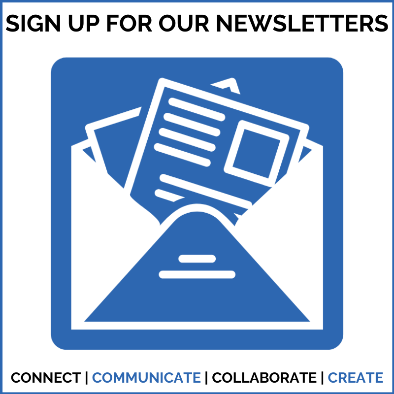 Website Box - Sign up for our Newsletter